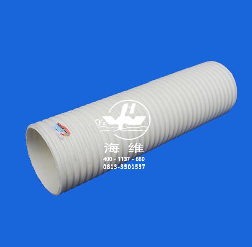 PVC双壁波纹管(S1级 S2级)