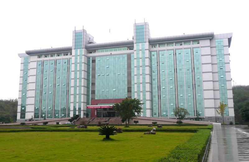 荣县政府办公大楼