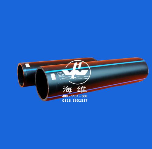PE100给水管 SDR17 1.0Mpa