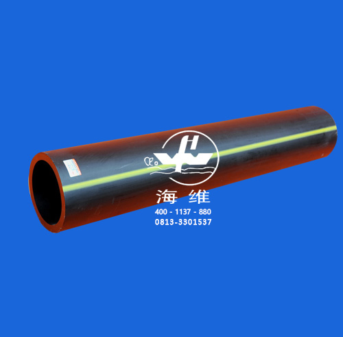 PE100埋地燃气管SDR17.6 0.4Mpa